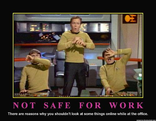 Star Trek NSFW